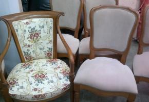 חידוש כיסאות בהתאמה אישית