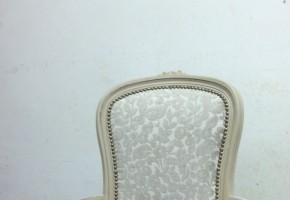 כורסא מרופדת עם ידיות דגם בריזה