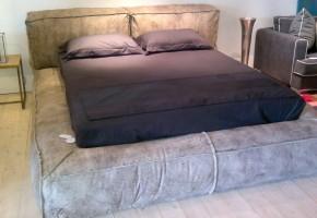 кровать пуф